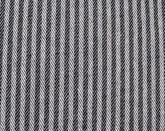 Pocket fabric black white