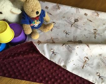 Cuddly blanket, cuddly blanket, bed snake, puck snail, nest, pillow, for Harry Potter fans, flying key, minky plush