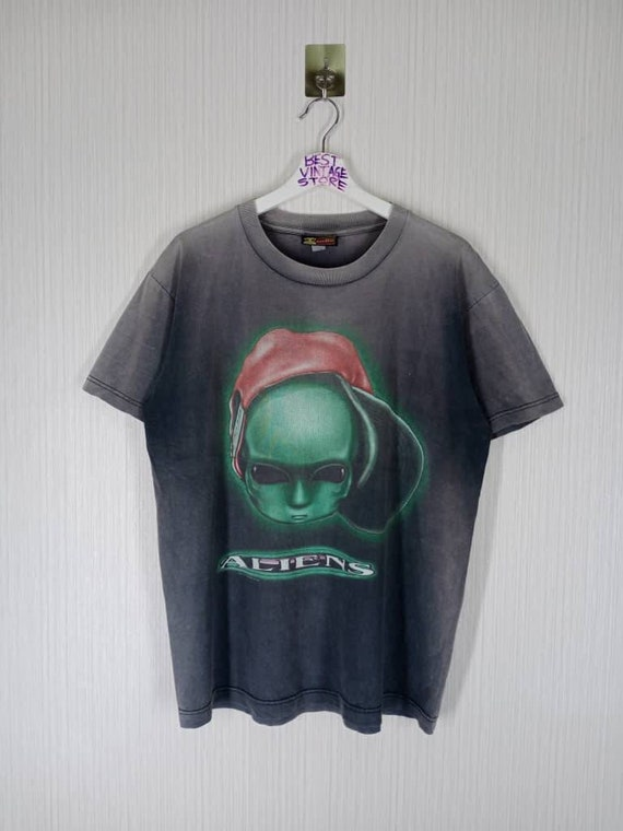 FREE SHIPPING!!! Vintage 90s Alien Workshop Big Lo