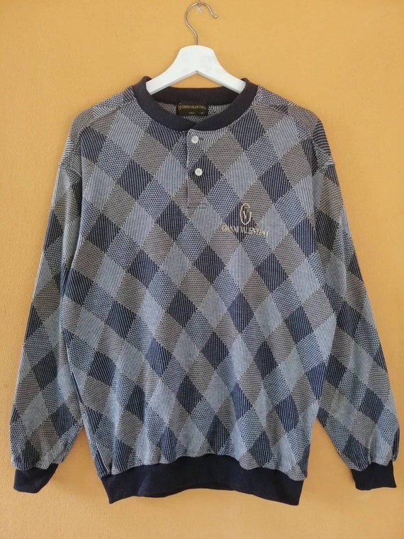FREE SHIPPING!!! Vintage Gianni Valentino Patchwor