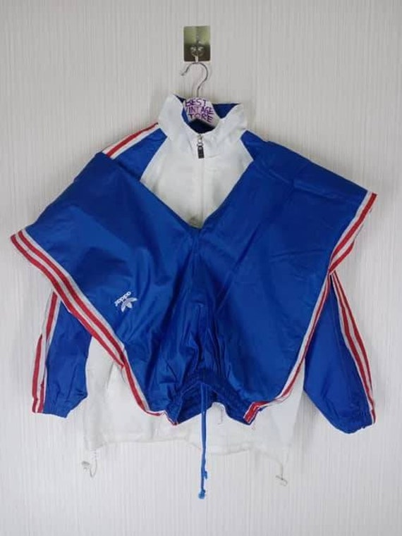 FREE SHIPPING!!! Vintage 90s Adidas Track Suit Siz