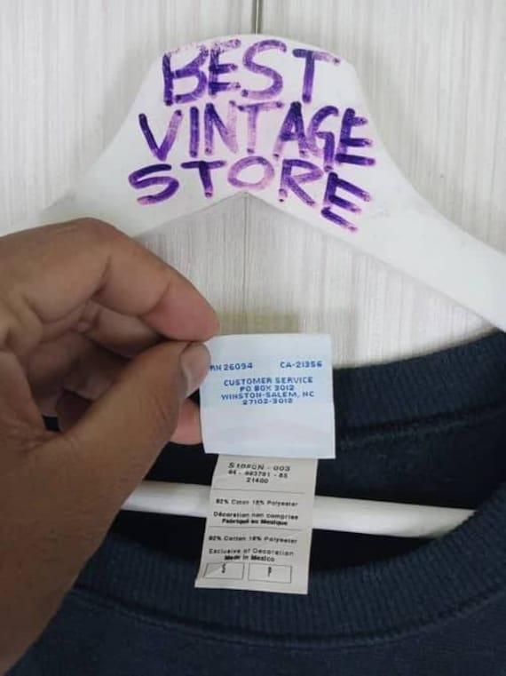 Vintage 90s Champion Reverse Weave Michigan State… - image 4
