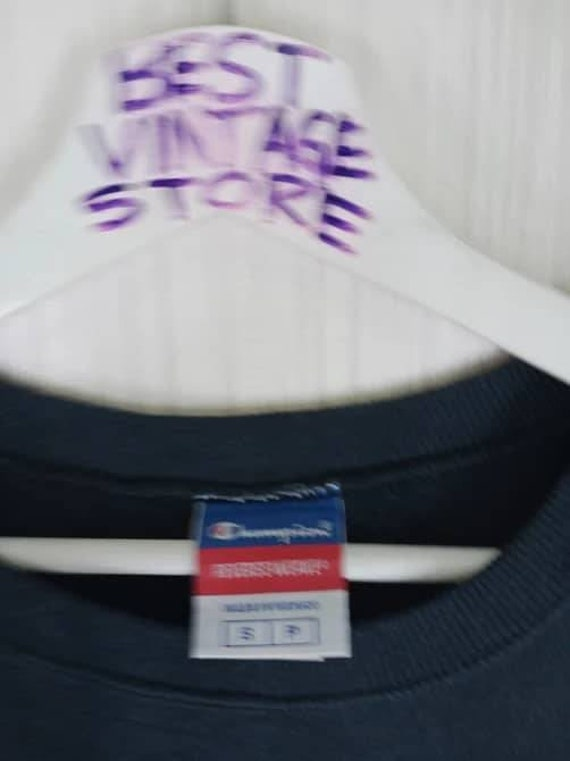 Vintage 90s Champion Reverse Weave Michigan State… - image 5