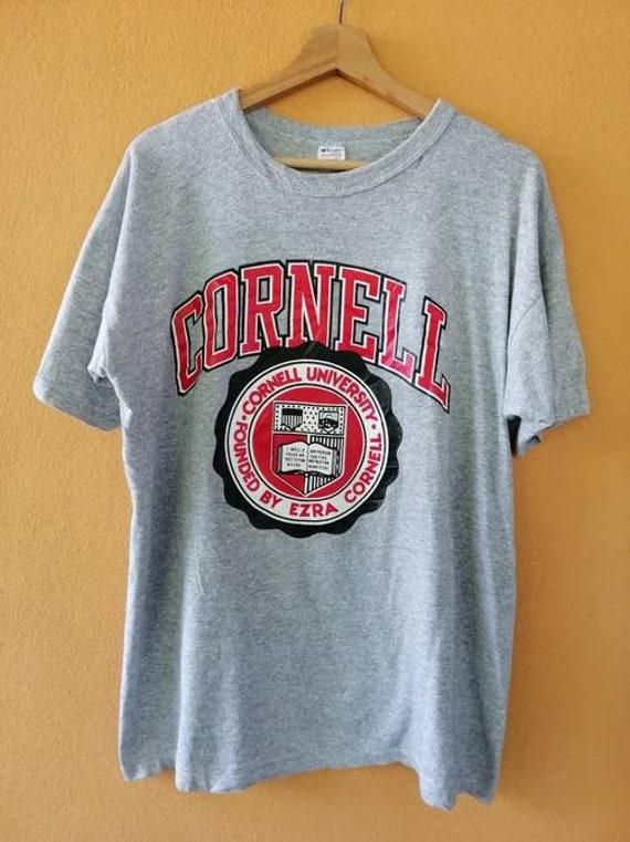 FREE SHIPPING!!! Vintage Champion 80s Cornell Univ