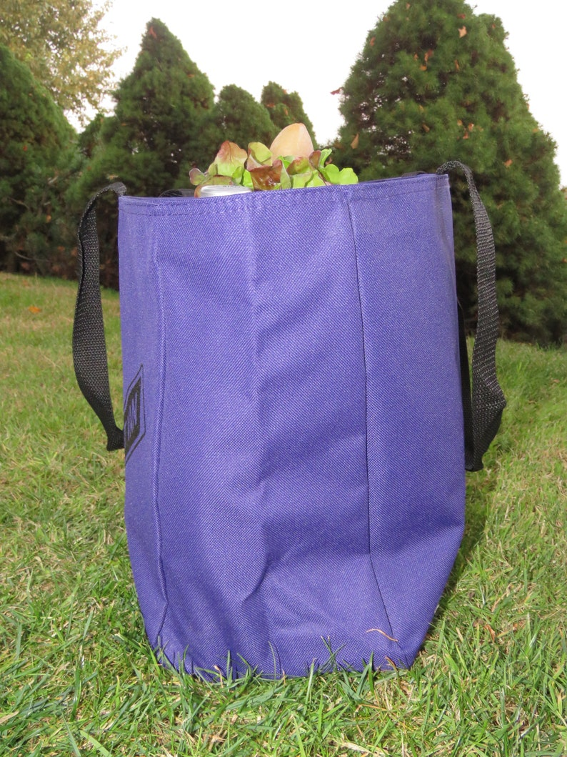 ILiveInEastVan Nylon Tote Bag