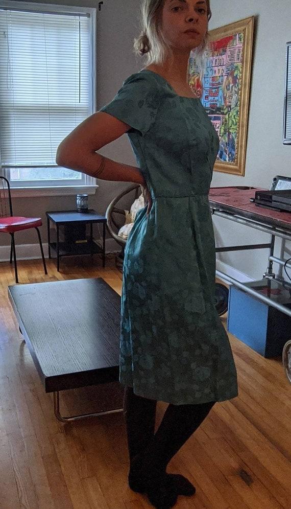 1950's Wiggle Dress