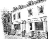 The Eagle Bookshop, Bedford