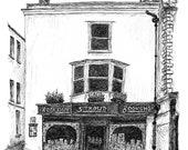 Stroud Bookshop, Gloucestershire