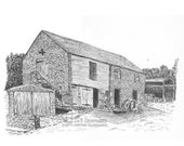 Old Granary, Middle Woodbatch Farm, Shropshire