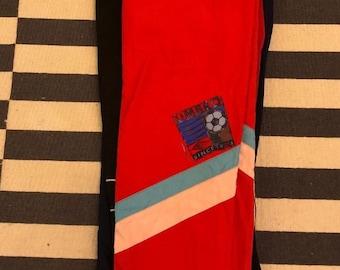 UMBRO 80s windbreaker Pants vintage 90s - Sz XL men