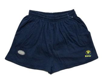 BMW Shorts Cotton vintage 90s size L
