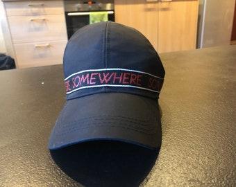 ZARA Men Cap Hat vintage 90s - Size L