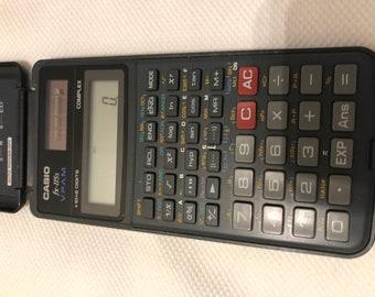 Casio fx-115d Scientific Solar Calculator Super-FX Casio
