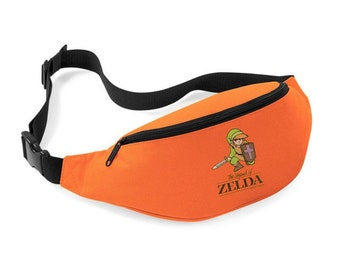 Legend of Zelda Link Fanny bag pack vintage fanny pack 90s