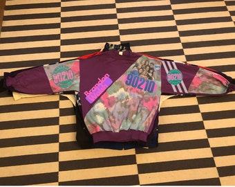 Beverly hills 90210 brandon walsh sweatshirt sweater jumper Vintage 90s -  men Sz XL