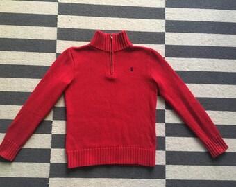 Polo Ralph Lauren Sweater Sweatshirt - Women XS