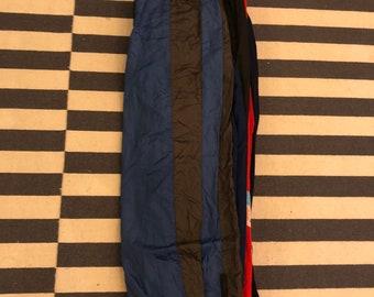 80s windbreaker Pants vintage 90s - Sz L men