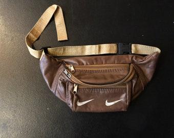Nike Vintage Fanny bag pack 80s bootleg (R)