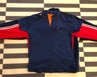 Polo Ralph Lauren polo Shirt Golf Tennis Navy Blue - size XL (Nov 11)