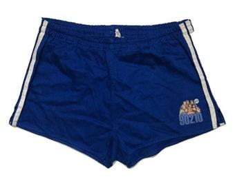Vintage Beverly Hills 90210 shorts cotton 90s - sz L-XL (R)