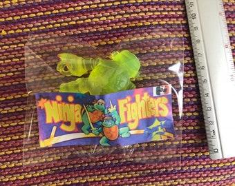 Metalhead Ninja Fighters Turtles TMNT Toy SONRICS Mexican Bootleg vintage