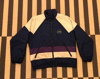 Germany windbreaker Vintage jacket 90s 80s - men size M