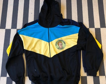The Real Ghostbusters Vintage hoodie jacket 90s 80s - men size L