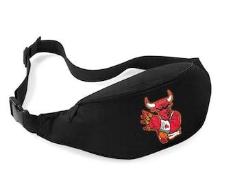 Chicago bulls champs Fanny bag pack vintage fanny pack 90s jordan
