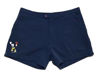 Vintage Mickey Mouse Tennis shorts - Sz men XL