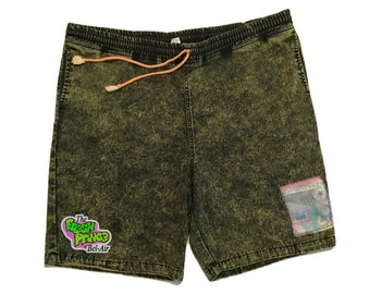 Converse Fresh Prince Of Bel Air surf shorts Vintage - Men Sz L (1)
