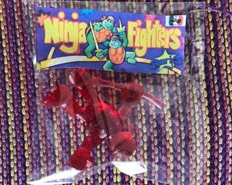 Donatello Ninja Fighters Turtles TMNT Toy SONRICS Mexican Bootleg vintage 90s