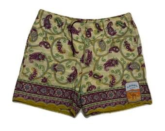 Camel cigars Shorts vintage 90s Europe - size L men