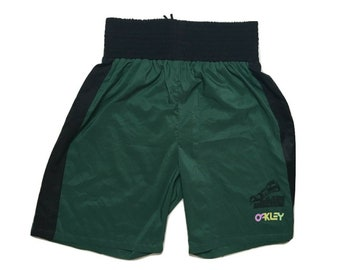 OAKLEY Boxing Shorts Vintage 90s box - Sz M (1)