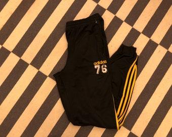 Adidas tracksuit Pants vintage 90s - Sz men L