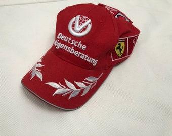 Racing Men vintage Cap Hat - Size M