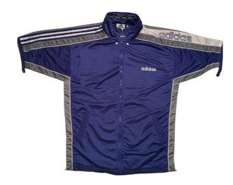 Adidas Jacket Vintage Europe Basketball - Sz men XL