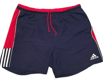 102eaf34 Items similar to Adidas-90s Vintage Adidas shorts Adidas Running ...