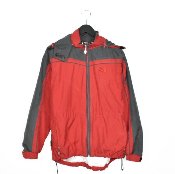 Vintage Umbro zip up track jacket windbreaker swea