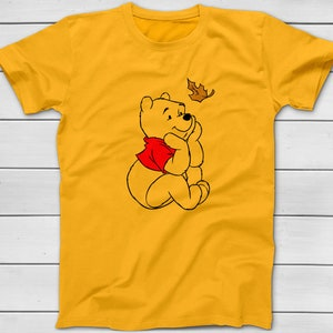 winnie the pooh cute disney group shirts easy halloween costume tees piglet tigger rabbit roo kanga eyeore christopher robin