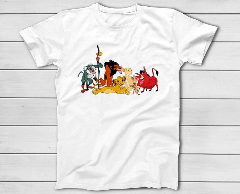 7929f9135 The Lion King Characters Animal Kingdom 2019 Simba Nala | Etsy