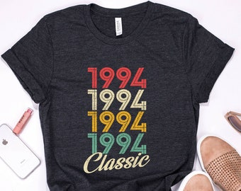 e99c36793 25th birthday gift for women, 25 years old, Vintage 1994 Shirt, 25th  Birthday, 25th Birthday Gift, 25th Birthday Shirt, 25th birthday tshirt