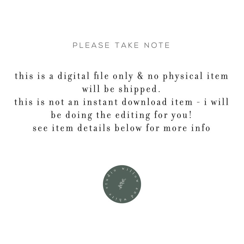 Printable Harper Minimalist Save The Date