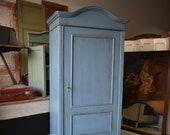 Antique Cabinet Shabby chic wardrobe wardrobe-closet