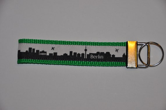 Key Fob Key Band Skyline Berlin