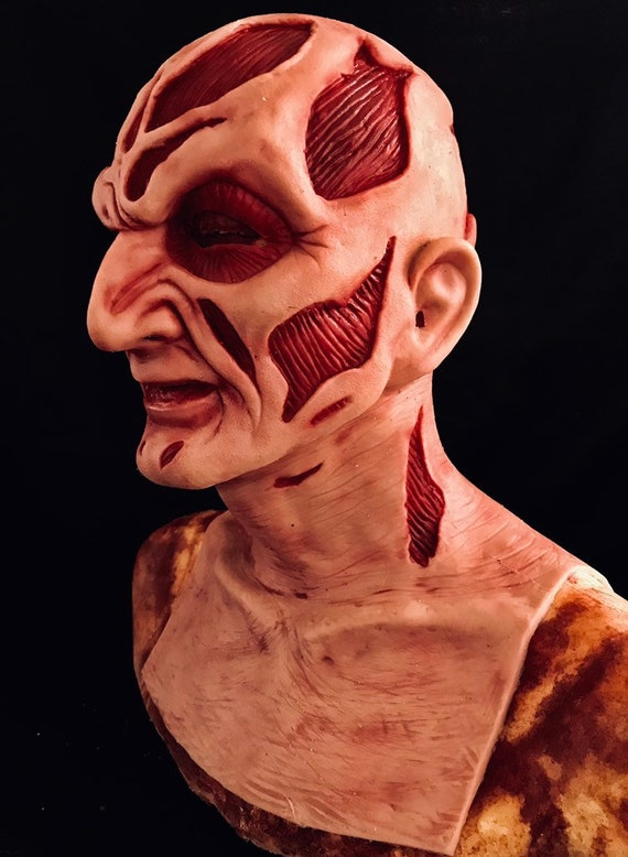 New Nightmare silicone mask by WFX