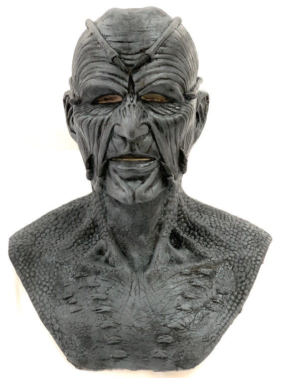 Jeepers Creeper silicone mask by WFX