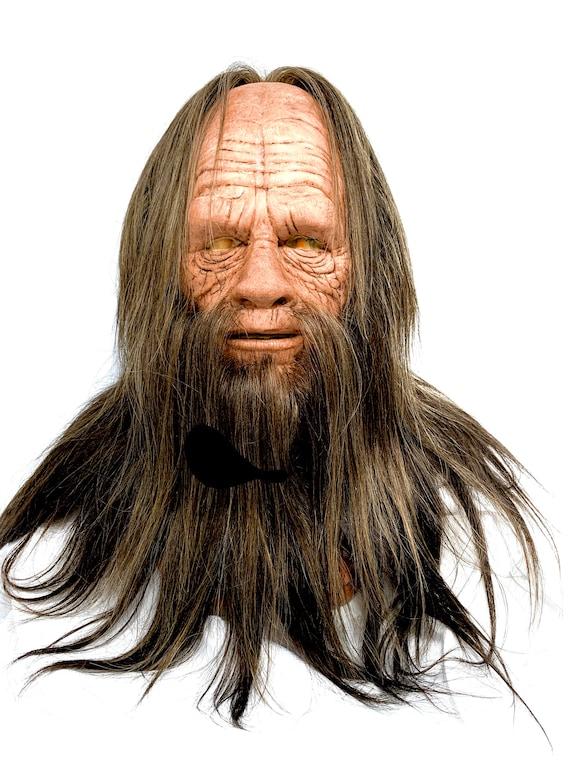 Sasquatch Bigfoot silicone mask by WFX