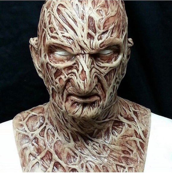 WFX Freddy Inferno Krueger Part 4 Silicone Mask.