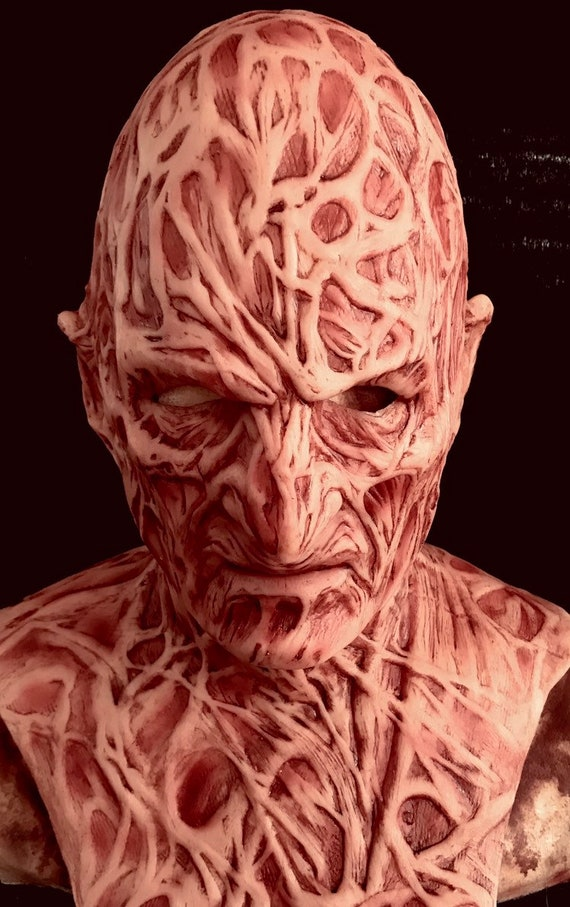 WFX Freddy Inferno Krueger Pt4, 2.0 Silicone Mask