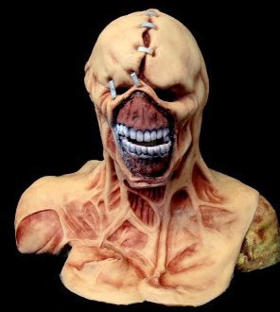 Nemisis silicone mask by WFX